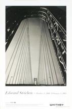 2000 Edward Steichen George Washington Bridge Poster - $50.49