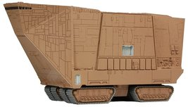 F Toys Star Wars Vehicle Collection 7 Figure #2 - Sand Crawler 1/350 - $16.99