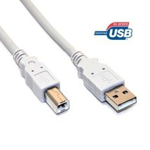 10 Feet High-Speed USB 2.0 printer cable A to B for HP PhotoSmart C4600 - $7.71