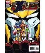 Marvel EXILES (2001 Series) #68 VF - $0.89
