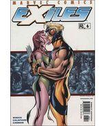 Marvel EXILES (2001 Series) #6 VF - $0.89