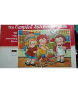 Campbell Soup Kids Picture Puzzle Super Marketing Campbells 100 piece NI... - $19.78