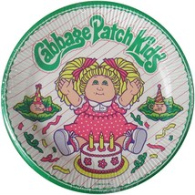 Cabbage Patch Kids Vintage 1985 Dessert Cake Paper Plates 8ct - $20.22