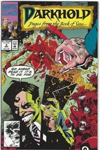 Darkhold Pages From The Book of Sins Issue #2 NM Richard Case - Marvel 1992 - $2.95