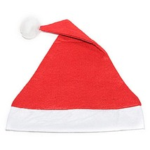 Red Christmas Hat - Adult 1X image 3