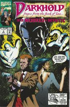 Darkhold Pages From The Book of Sins Issue #3 NM Tony Harris - Marvel 1992 - $2.95