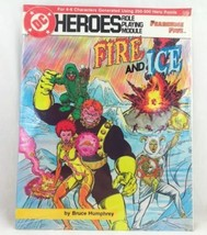Dc Comics Heroes Role Play Game # 215 Fearsome ... - $11.68