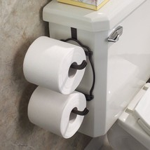 Double Toilet Tissue Paper Holder Bathroom Roll... - $21.63