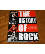 The History of Rock The Definitive Guide to Roc... - $39.97