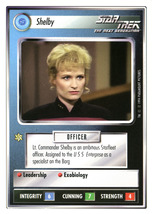 Star Trek CCG - Shelby - $0.75
