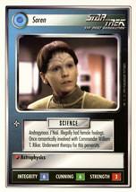 Star Trek CCG - Soren - $0.99