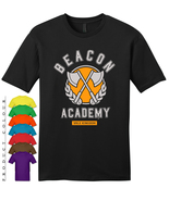 RWBY Beacon Academy Mens Gildan T-Shirt New - $19.50
