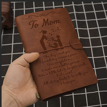 Vintage Leather Back Sketch Book Handmade Journal Notebook Diary Hand Acc - $23.00