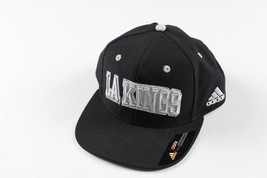 Neuf Échantillon Adidas la Roi Kings de Los Angeles Hockey Réglable Sort... - $22.22