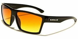 2x Sport Vision Hd Night Driving Flat Top Sunglasses High Definition Glasses - $10.99