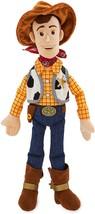 Disney Pixar Toy Story 4 Woody Plush, Medium, 18 Inches - $28.95