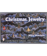 Christmas Jewelry Mary Morrison Revised 2nd Edition Collectors Guide - $19.95
