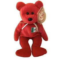 TY BEANIE BABY Osito Bear Mexico 1999 Mint with Hang Tag Cover - £7.27 GBP
