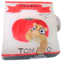 Charming Tails Chauncey Growing Tomatoes 89/607 - $23.99