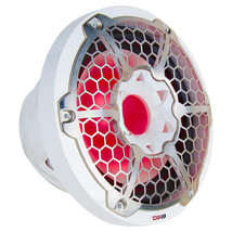 """DS18 Hydro 12"""" Subwoofer w/RGB Lights - 700W - White [NXL-12SUB/WH] - $299.95"""