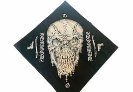 DemiGodz Skull Bandana Rap Hip Hop Detroit City Demi Godz group band sca... - $19.25