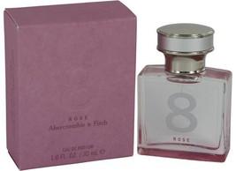 Abercrombie & Fitch Abercrombie 8 Rose 1.0 Oz Eau De Parfum Spray image 5