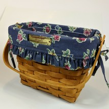 Longaberger 1997 Dresden Tour Basket - $19.99