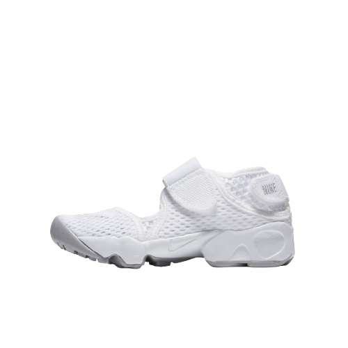 Primary image for [Nike] Air Rift (GS/PS) - White/Wolf Grey (322359-111)