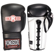 Ringside IMF Tech Lace-Up Sparring Boxing Gloves - $115.12