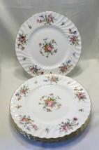 """10  Minton China Marlow Dinner Plates 10 5/8""""  winged logo             #... - $69.25"""