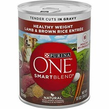 Premium Purina ONE SmartBlend Natural Healthy Weight Formula Adult (12) ... - $21.49