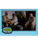 2015 Star Wars Journey To Force Awakens Hoth Ice Foil #26 Old Ben's Reve... - $10.39