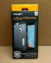 Spigen Tough Armor for Apple iPhone 6S Plus/6 Plus Case (2015) - Gunmetal - $11.55
