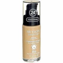Revlon Colorstay Makeup Combination/Oily SPF 15 - 350 Rich Tan - $8.29