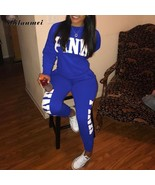 Casual Tracksuit Sweat Suits 2 Piece Sweatshirt Outfit - $37.99