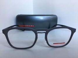 New Prada Sport Vps 06H VPS06H VHD-1O1 Rx Gray 52mm Men's Eyeglasses Frame - $144.99