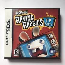 Nintendo DS  Raving Rabbids  ( Tv Party ) - $4.99