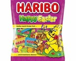 HARIBO Happy Easter Frohe Ostern Mini Bags gummy bears- FREE SHIPPING