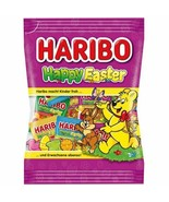 HARIBO Happy Easter Frohe Ostern Mini Bags gummy bears- FREE SHIPPING - $13.85