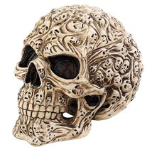 Design Toscano Skull's Soul Spirit Sculptural Box - $26.72