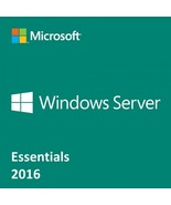 Windows Server 2016 Essentials 64 bit Product Key - $35.00
