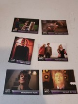 2009 TOPPS DOCTOR WHO Timeless Trading Card Lot of 6 Cards EUC - $7.99