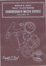 Valjoux Cal. 84 Chronograph - How to Repair - Book-CD - $4.99