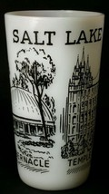 Vintage Federal Glass Salt Lake City Souvenir Tumbler - $5.93