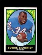 1967 TOPPS #74 COOKIE GILCHRIST VG CREASES *E3313  - $14.85