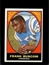 1967 TOPPS #130 FRANK BUNCOM VG+/VGEX LITE CREASES *E3368  - $2.97