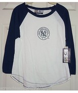 New York Yankees Shirt Cooperstown Collection XL Jr  Baseball MLB New - $29.95