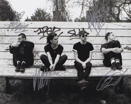 The 1975 In-Person AUTHENTIC Autographed Group Photo COA SHA #12384 - $175.00