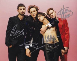 The 1975 In-Person AUTHENTIC Autographed Group Photo COA SHA #65644 - $175.00