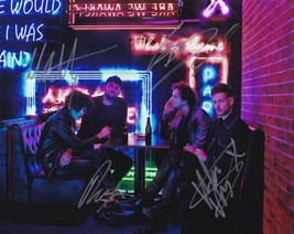 The 1975 In-Person AUTHENTIC Autographed Group Photo COA SHA #76286 - $175.00